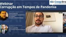 Debate Com Promotores: Corrupção em Tempos de Pandemia